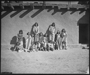Zuni History and facts